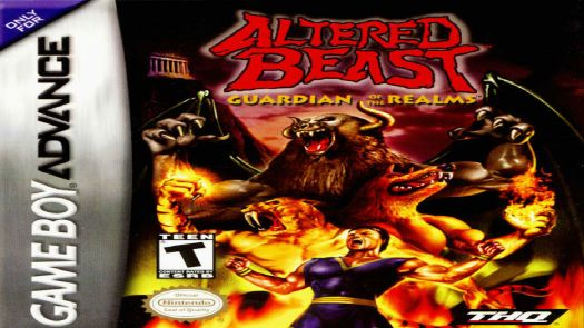 Altered Beast - Guardian Of The Realms (TrashMan) (EU)