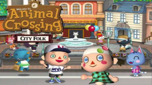 Animal Crossing- City Folk