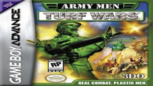 Army Men Advance 2 - Turf Wars GBA