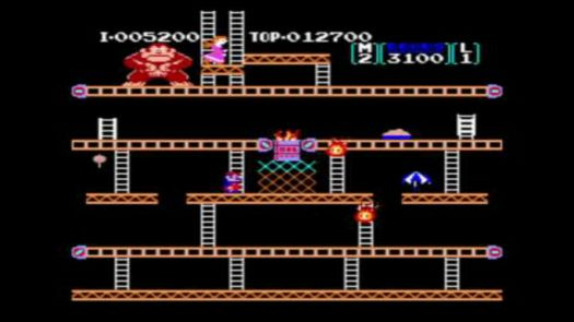 AS - Donkey Kong (NES Hack)