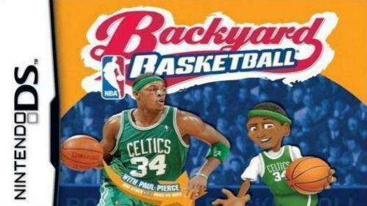 Backyard Basketball (Micronauts)