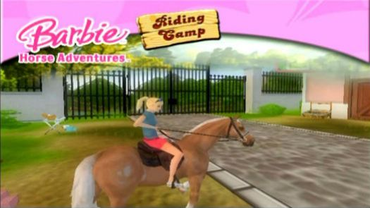 Barbie Horse Adventures - Riding Camp (E)(XenoPhobia)