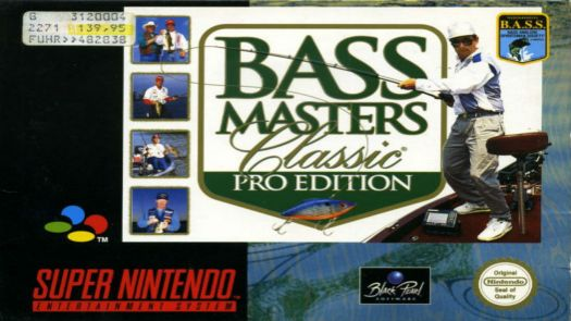Bass Masters Classic - Pro Edition