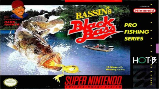 Bassins' Black Bass