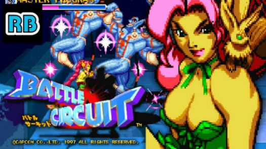 BATTLE CIRCUIT (EUROPE)