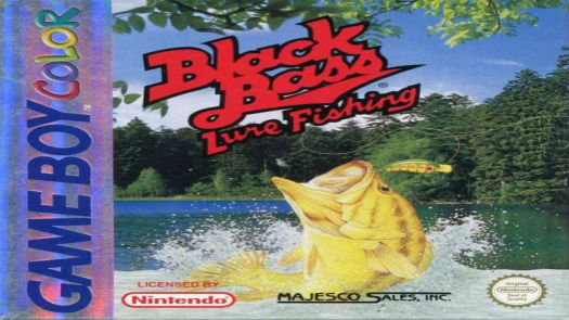 Black Bass - Lure Fishing