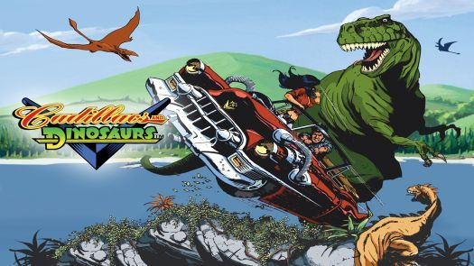 Cadillacs and Dinosaurs (Clone)