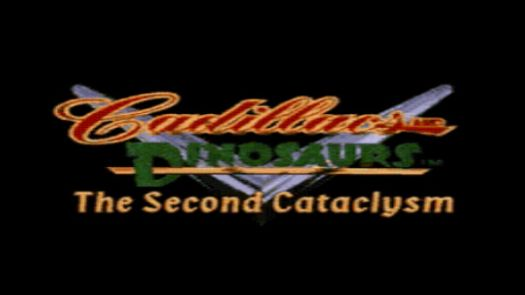 Cadillacs & Dinosaurs - The Second Cataclysm (U)
