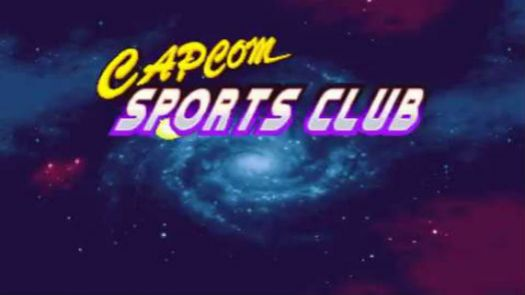Capcom Sports Club (Spain) (Clone)