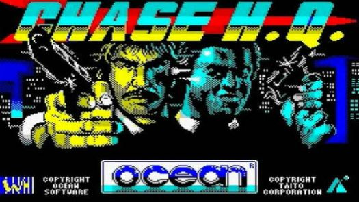 Chase HQ (1989)(Ocean Software)(128k)[a]