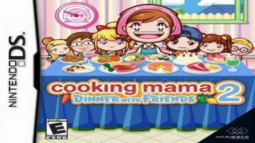 Cooking Mama 2 - Dinner With Friends (E)