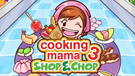 Cooking Mama 3 - Shop & Chop (US)