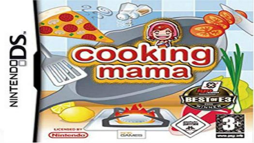 Cooking Mama (J)