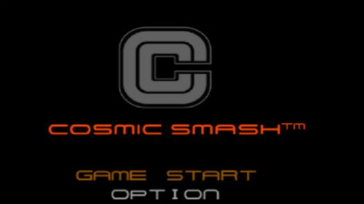 Cosmic Smash (Rev A)