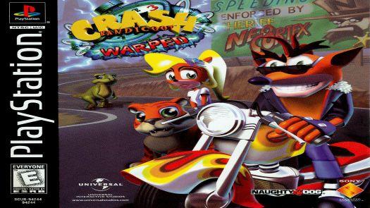 Crash Bandicoot 3 - Warped ROM Download for PSX | Gamulator