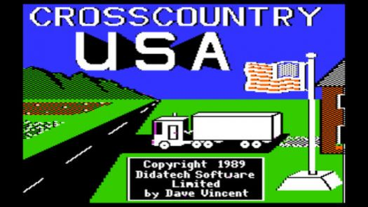 CROSSCOUNTRY USA (DISK 2 OF 2)