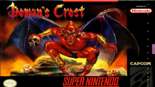 Demon's Crest (EU)