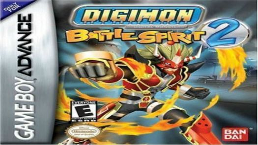 digimon battle spirit gba rom