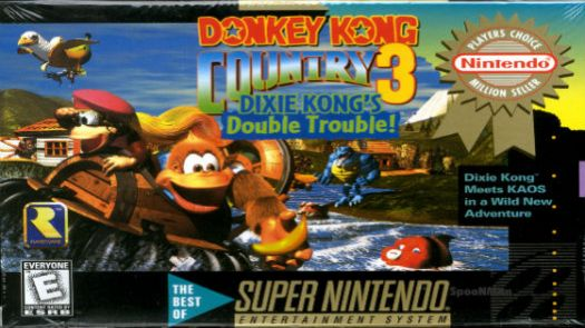 Dixie Kong's Double Trouble (E)