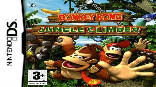 Donkey Kong - Jungle Climber (EU)