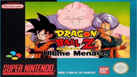 Dragon Ball Z - Ultime Menace (F)