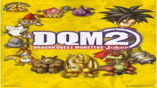dragon quest monsters joker 2 rom english download
