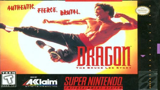 Dragon - The Bruce Lee Story [a1] (EU)