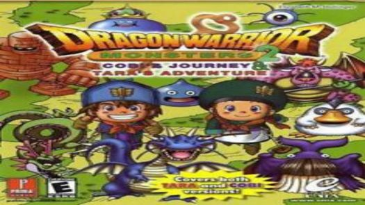 Dragon Warrior Monsters 2: Cobi's Journey (Nintendo Game ...
