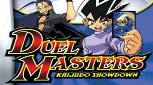 Duel Masters - Kaijudo Showdown (Endless Piracy) (E)