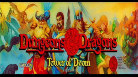 Dungeons & Dragons - Tower of Doom (USA) (Clone)
