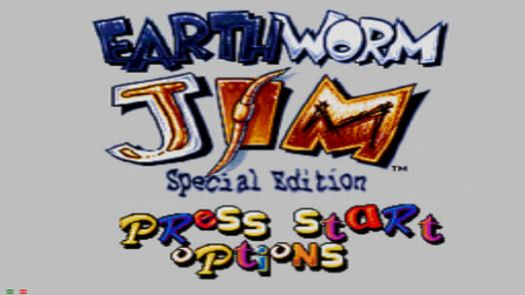 Earthworm Jim - Special Edition (U)