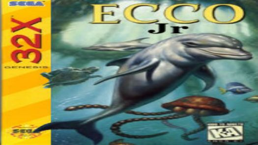 Ecco The Dolphin - CinePak Demo