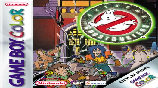 Extreme Ghostbusters (E)