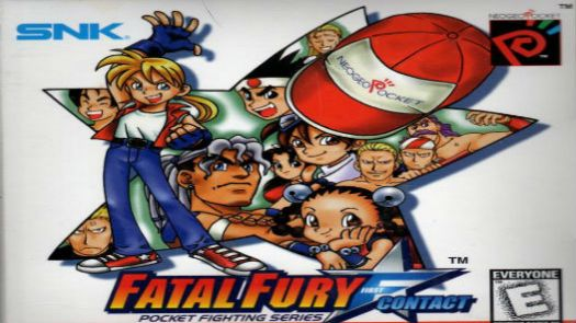 Fatal Fury F-Contact