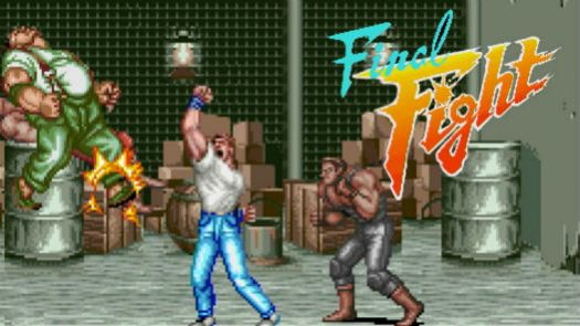 Final Fight (bootleg)
