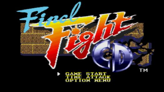 Final Fight CD (U)