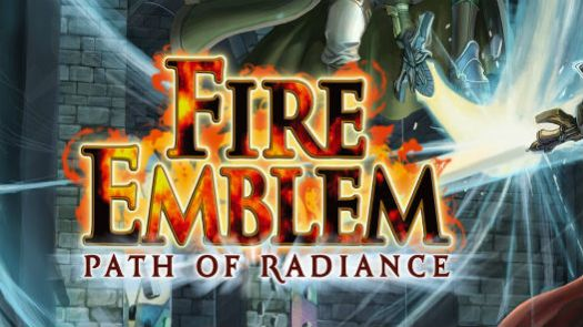 Fire Emblem Path Of Radiance (E)