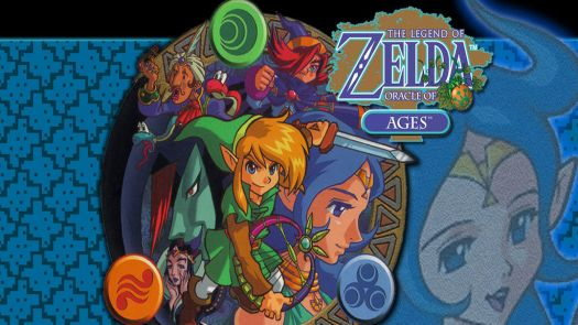 The Legend of Zelda - Oracle of Ages