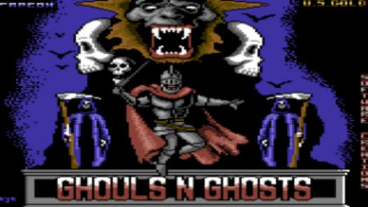 Ghouls N Ghosts (E)