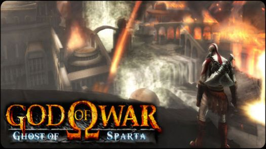God Of War - Ghost Of Sparta (E)