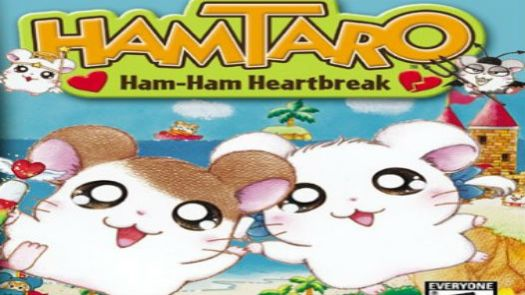 Hamtaro - Ham-Ham Heartbreak (Surplus) (E)