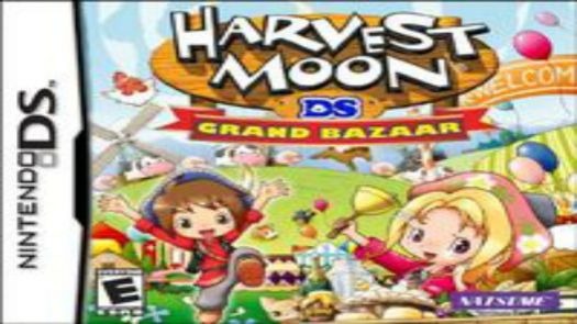 Harvest Moon - Grand Bazaar (EU)