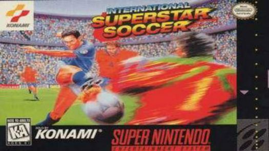 International Superstar Soccer (EU)