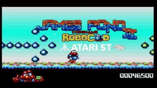 James Pond II - Codename RoboCod (Europe)
