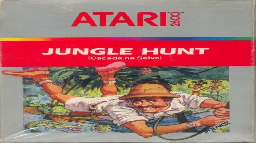 Jungle Hunt (1982) (Atari) (PAL)
