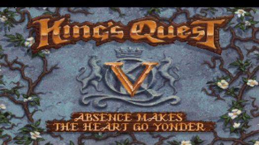 King's Quest 5 - Absence Makes the Heart go Yonder