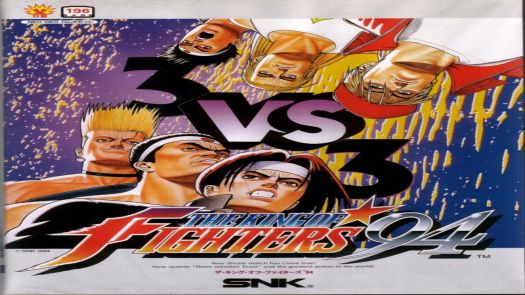 King of Fighters 1994