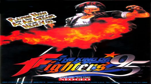 King of Fighters 1995