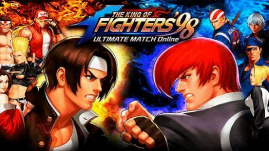 King Of Fighters '98 Artshow (PD)