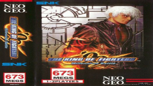 King of Fighters 1999 P